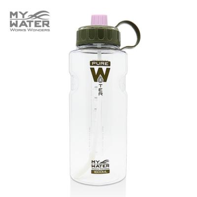 MY WATER 水多多大容量水壺1600ml