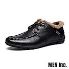Men Inc.「車神」保暖禦寒駕車鞋 (黑色)