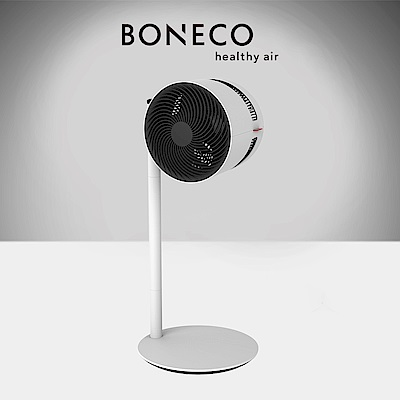 BONECO 4段速低噪聚風循環扇 F220