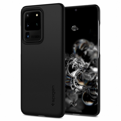 SGP / Spigen Galaxy S20 Ultra Thin Fit-手機保護殼