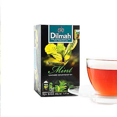 Dilmah帝瑪 薄荷紅茶(2gx20入)
