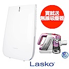 贈吸塵器!美國Lasko 8-12坪 AirPad白朗峰空氣清淨機 HF25640TW