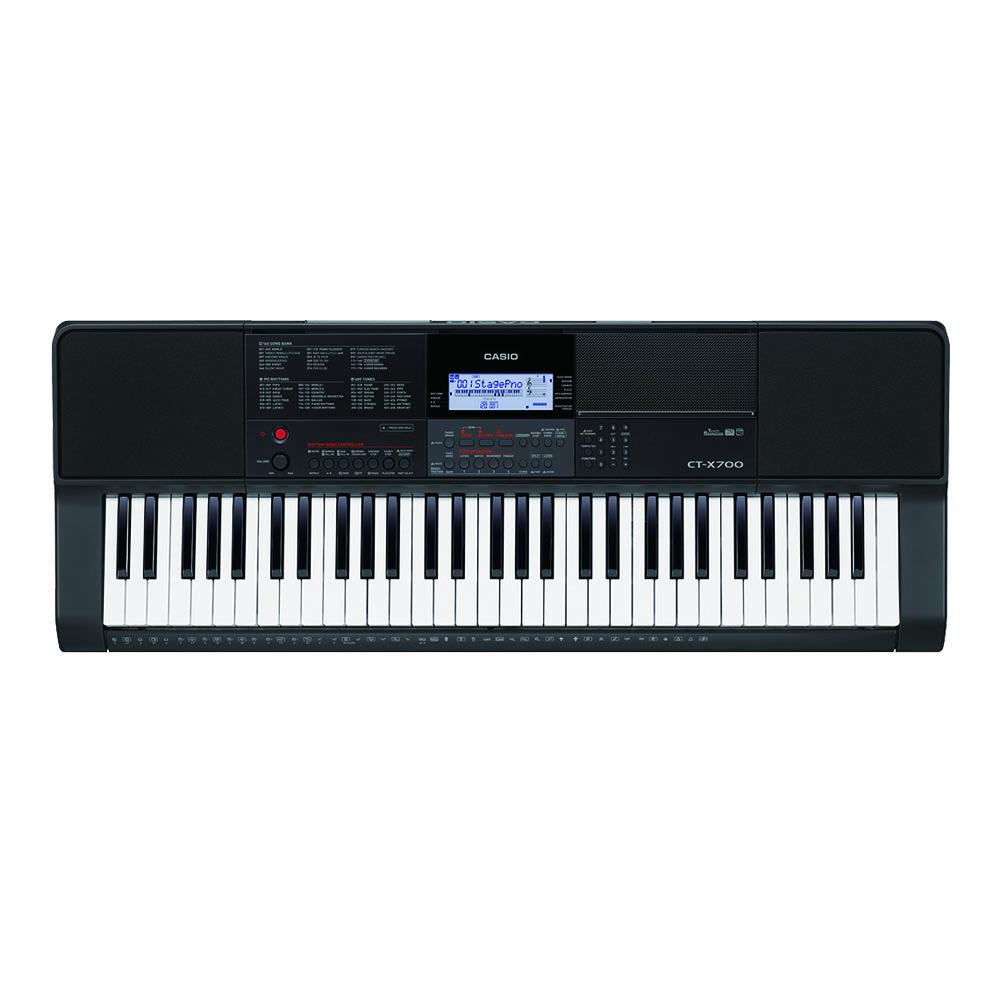 CASIO卡西歐原廠 61鍵電子琴CT-X700