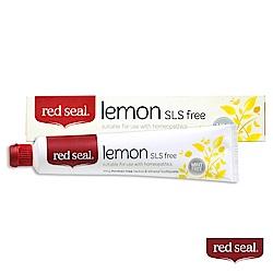 RedSeal紐西蘭原裝 百年天然清新檸檬牙膏(100g)