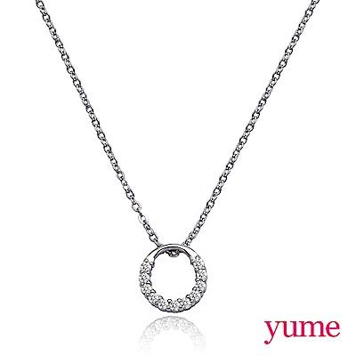 YUME 閨蜜系列 - 繞圈圈項鍊