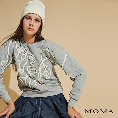 MOMA獨角獸棉質上衣