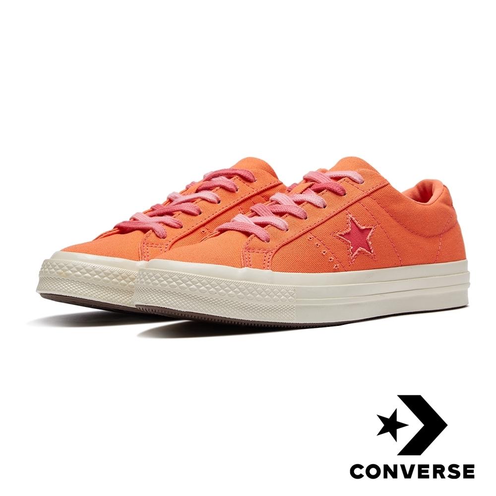 CONVERSE ONE STAR 男女休閒鞋 564152C 橘