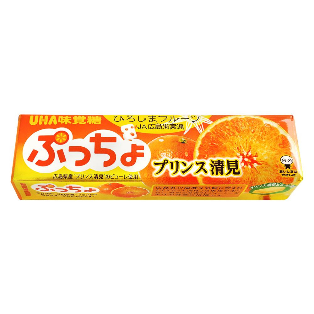味覺糖 普超條糖-廣島柑橘味(50g)
