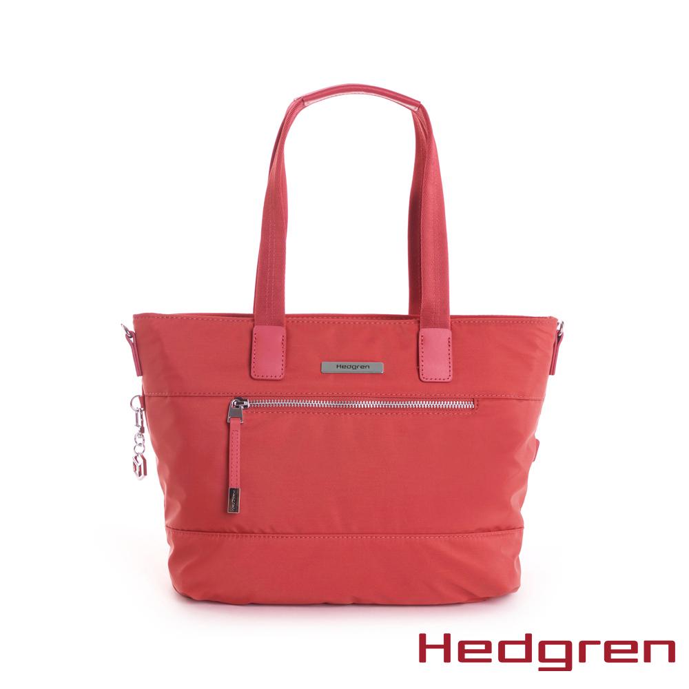 Hedgren 橘托特側背包 - HAUR05 GLAZE