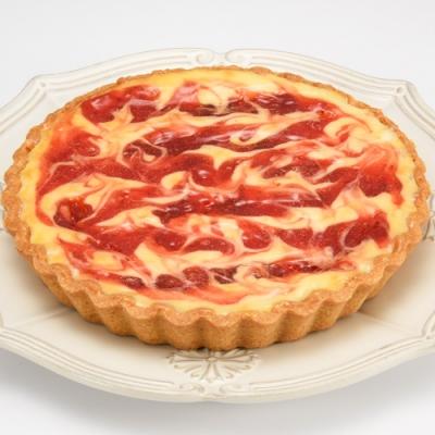 (滿7件)亞尼克派塔 草莓起司派6吋