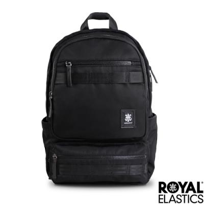 Royal Elastics - 經典多功能大後背包 - Knight 闇黑騎士系列