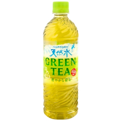 Suntory 清澈綠茶(600g)