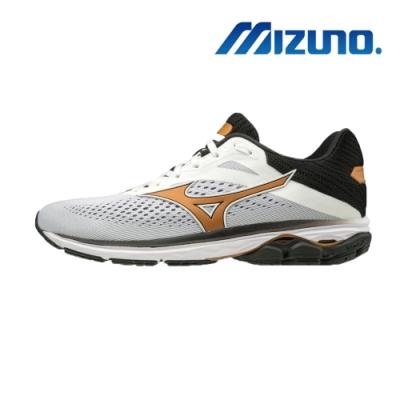 MIZUNO 美津濃 WAVE RIDER 23 男慢跑鞋 J1GC190347