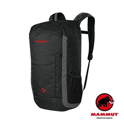 【Mammut 長毛象】Xeron Element 30L 多功能筆電後背包 黑/灰 #2510-02670