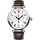 LONGINES 浪琴 Heritage Collection 180週年復刻版機械錶