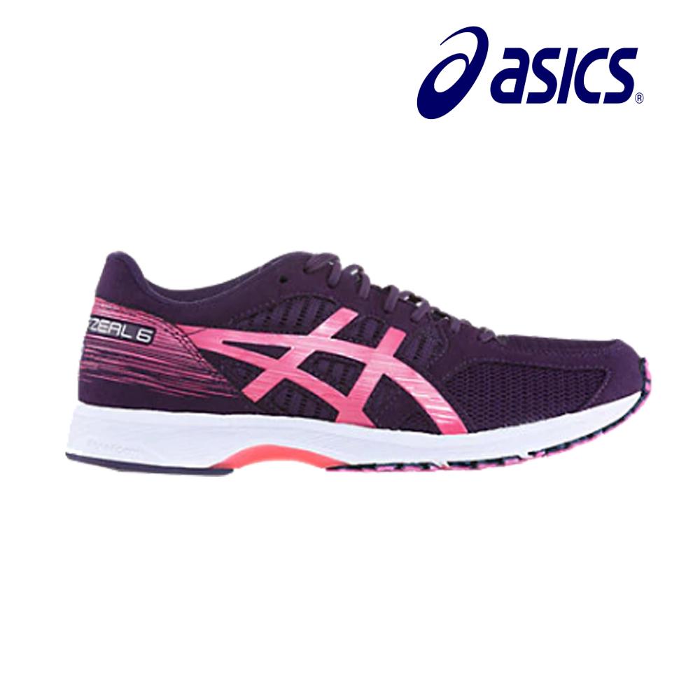 Asics 亞瑟士 TARTHERZEAL 6 女慢跑鞋 T870N-500 @ Y!購物