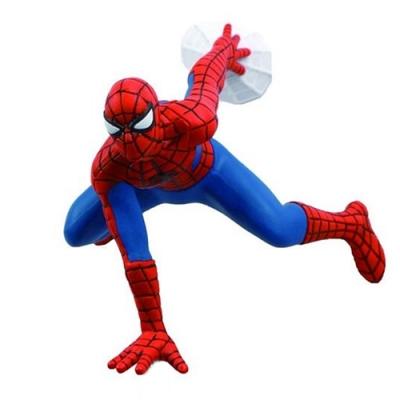 日本Entrex漫威授權MARVEL蜘蛛人磁性鑰匙掛勾SPIDERMAN掛鈎#14319(日本原裝進口)