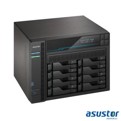 ASUSTOR華芸 AS6508T 8Bay NAS網路儲存伺服器