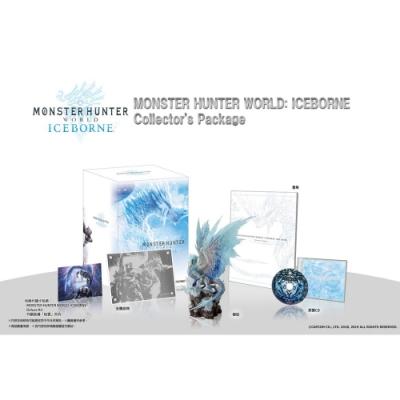 魔物獵人 世界:Iceborne 中文典藏版(無主程式) -PS4 中文版