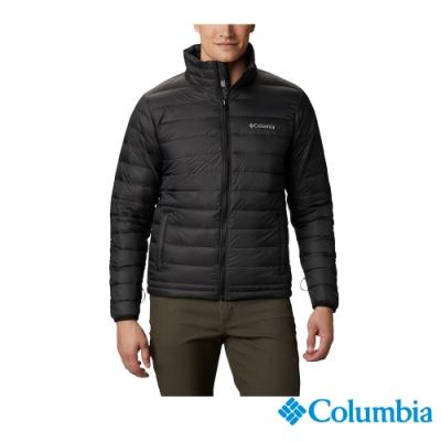 Columbia 哥倫比亞 男款 - Omni-HEAT鋁點保暖700羽絨外套-黑色 UWE00230BK