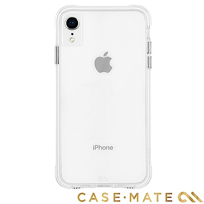 美國 Case-Mate iPhone XR Tough Clear 強悍防摔殼 - 透明