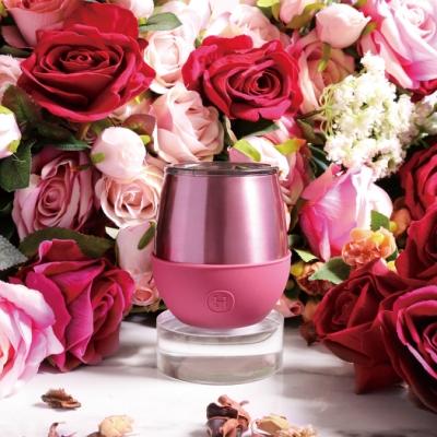 HYDY時尚水瓶Delicia系列 桑格莉亞-玫瑰金 雙層隨行保溫杯240ml