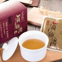 金牌大師 滴雞精(滴雞湯)(10包x5盒