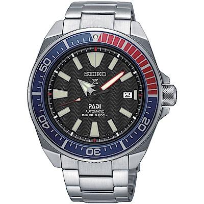 SEIKO Prospex DIVER SCUBA 200米機械腕錶 4R35-01X0D
