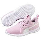 PUMA-Carson 2KnitNMWns女慢跑鞋-活力粉紫