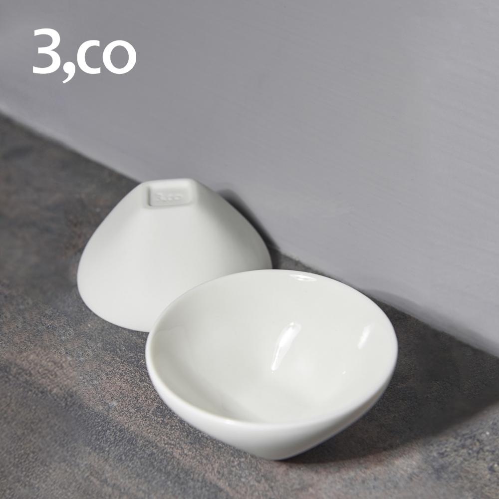 3,co 輕瓷方圓小杯(2件組)