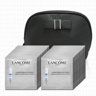 LANCOME蘭蔻 激光煥白淨斑精華升級版1mlx48(贈隨機化妝包)
