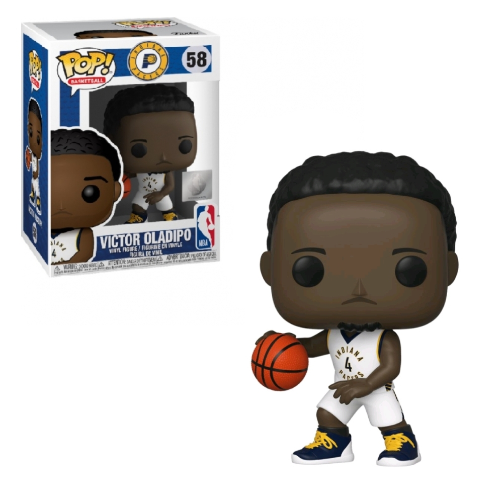 Funko POP NBA 大頭公仔 溜馬隊 Victor Oladipo