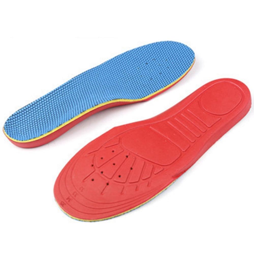 JHS杰恆社las81壹對兒童扁平足矯正鞋墊透氣吸汗舒適兒童運動鞋墊