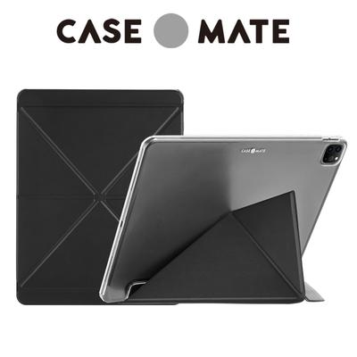 美國 Case●Mate 多角度站立保護殼 iPad Pro 11吋 2021 (第三代) - 時尚黑
