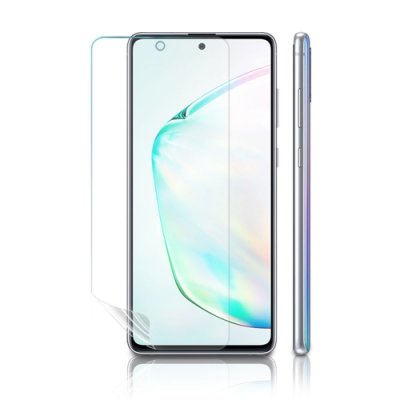 o-one大螢膜PRO 三星Samsung Note10Lite 滿版全膠螢幕保護貼