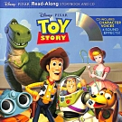 Toy Story 玩具總動員有聲讀本(CD一入)