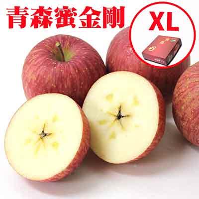 [甜露露]青森蜜金剛蘋果XL 18-20顆入(5kg)