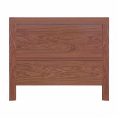 AS-3.5尺王品柚木色床頭片-106x2x93cm
