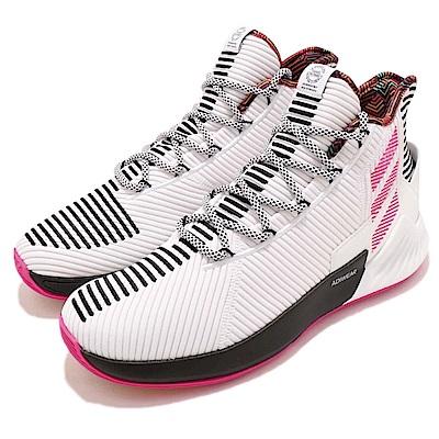 adidas 籃球鞋 D Rose 9 運動 男鞋
