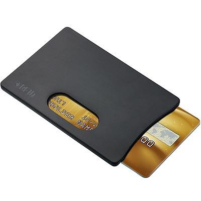 《REFLECTS》硬式RFID證件夾(黑)