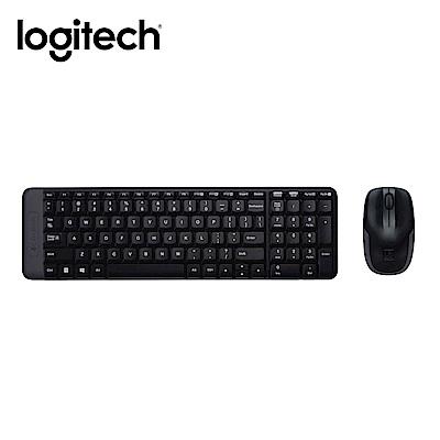 羅技 MK220 無線鍵盤滑鼠組合