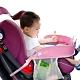 colorland 汽車安全座椅餐盤畫畫桌推車吃兒童飯桌 product thumbnail 1