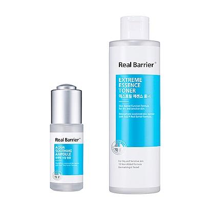 Real Barrier沛麗膚 屏護保濕精華化妝水+保濕濃縮精華(190ml+20ml)