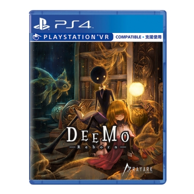 PS4 DEEMO -Reborn- 中文豪華版