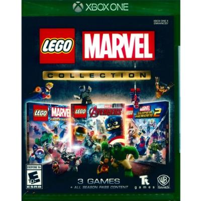 樂高漫威 合輯典藏完整版 Lego Marvel - XBOX ONE 中英文美版