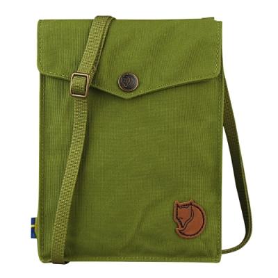 Fjallraven 瑞典北極狐 Pocket 旅行護照隨身袋(草地綠色)