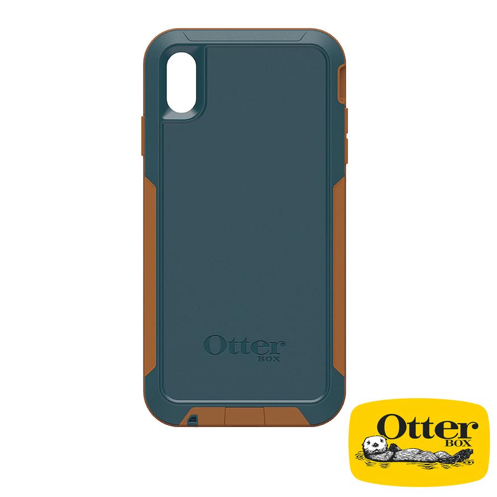 OtterBox iPhoneX/iPhoneXS 探索者系列保護殼-綠橘