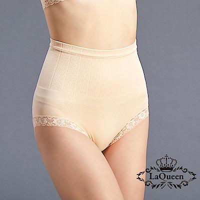 塑褲  一體成型收腹蠶絲塑褲-膚 La Queen