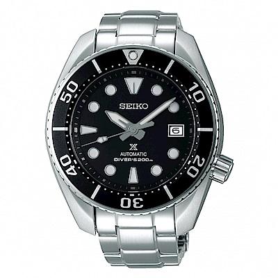 SEIKO精工 PROSPEX廣告款潛水機械錶6R35-00A0D/SPB101J1