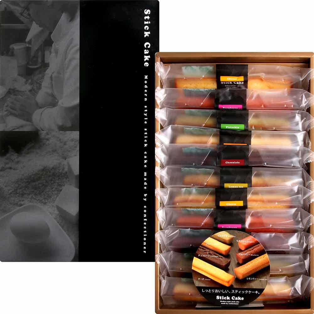 井桁堂 棒狀綜合蛋糕禮盒(440g)